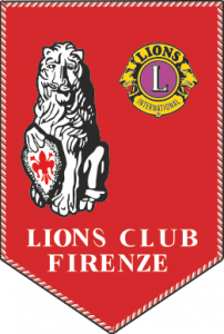 Guidoncino lions club firenze