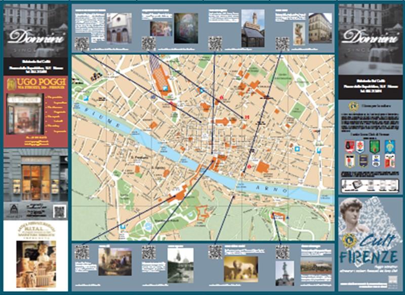 Lions club firenze la cartina di firenze interattiva la cartina di firenze interattiva altavistaventures Images